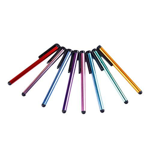 bansd 10 Piezas Universal Capacitive Stylus Pen 7.0 lápices universales con Pantalla táctil al Azar