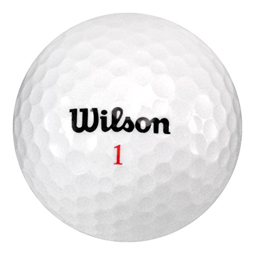 Price comparison product image Wilson 48 Mix - Near Mint (AAAA) Grade - Recycled (Used) Golf Balls