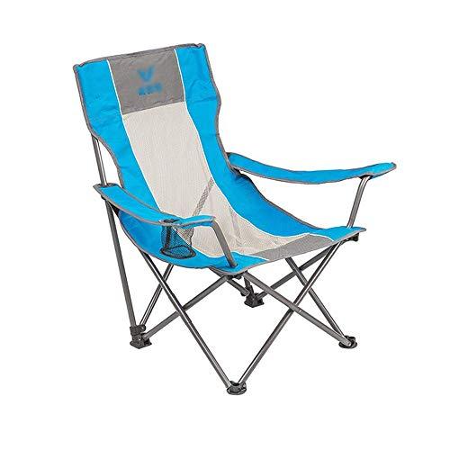 WSDSX Silla Plegable para Acampar Silla de Cubierta para Acampar, Tumbona portátil para Exteriores para la Siesta de Oficina Silla de Ocio Perezosa Jardín Director de Playa Camping Caza Pesca Pic
