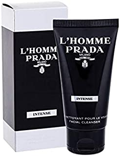 Prada Milano L'homme Facial Cleanser For Men 2.5 Ounce
