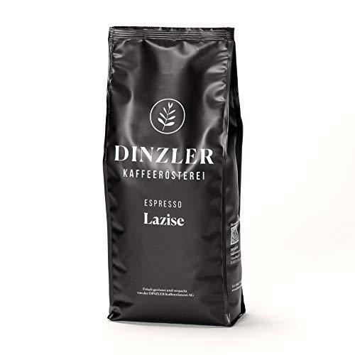 Dinzler Kaffeerösterei - Espresso Lazise 1kg ganze Bohnen