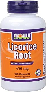 NOW Foods, Licorice Root 450mg 100 CAPS by Now Foods