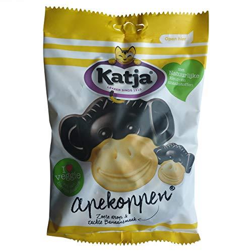 Katja Katjes | Süße Süßigkeiten | Apekoppen / Affe Köpfe | 300gr / 10,58oz
