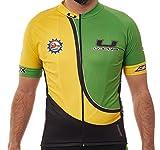 Manzur Cycling Design Maillot Relax Ciclismo Hombre // Textil en Carbono // Tecnología Última...