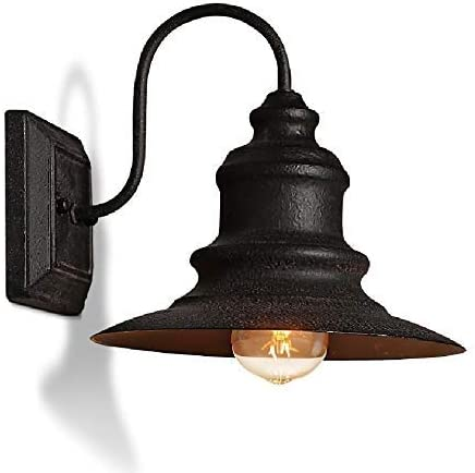 Liunce Industrial Retro Wind Loft American Wall Creat Seattle Mall Metal Lamp Manufacturer direct delivery