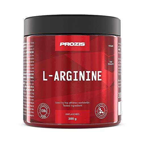 Prozis - L-arginina, 300 g, Natural