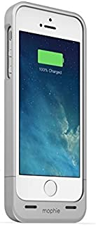 mophie juice pack Helium for iPhone 5/5s/5se (1,500mAh) – Silver
