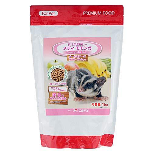 ニチドウ マルチサプリメントフード メディ モモンガ 1kg