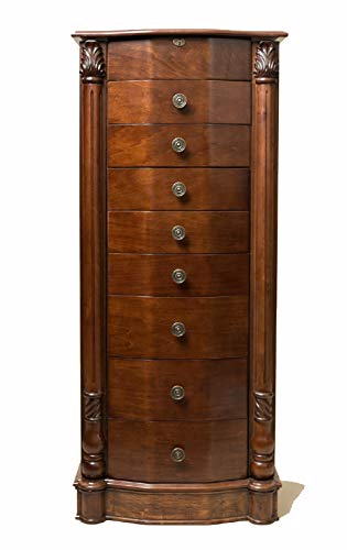 Hives and Honey Henry IV Jewelry Armoire, 39.75