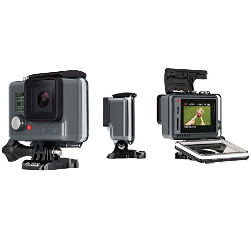 【国内正規品】GoProウェアラブルカメラHERO+LCD(タッチディスプレイ搭載)CHDHB-101-JP