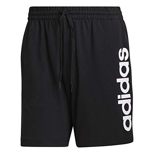 adidas Shorts-Gk9604 Pantaloncini Black/White L