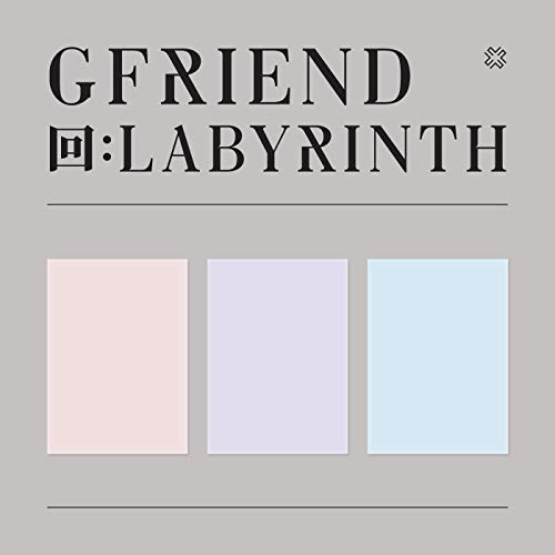 [album]回:Labyrinth:Mini Album – GFRIEND[FLAC + MP3]