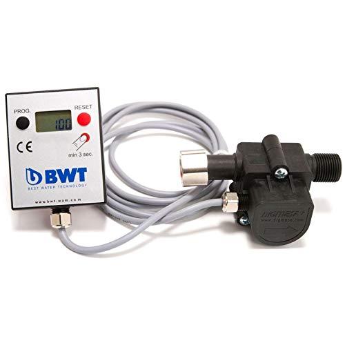 BWT Aquameter de 3/8' con pantalla LCD BWT812195
