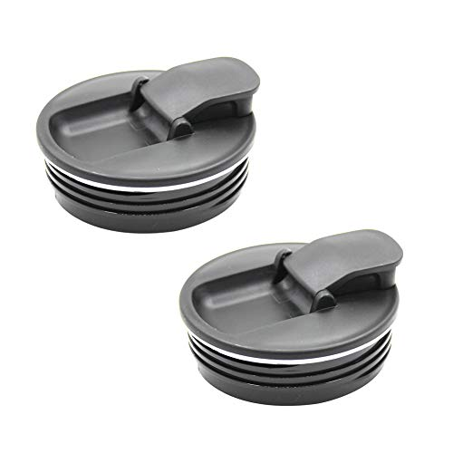 Joyparts Replacement Parts Lids for Single Serve 16oz cups,Compatible with ninja Blender BL660 BL770 BL740 BL771 BL773CO QB3000/QB3000SSW/QB3004/QB3005 (2PCS Spout Lids)