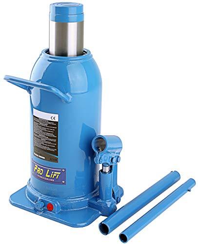 Pro-Lift-Werkzeuge 30 t Stempelheber Wagenheber Hydraulikheber, Kolbenhub 170 mm Arbeitszylinder cylinder 30000 kg Druckkraft Schwerlastheber 30t