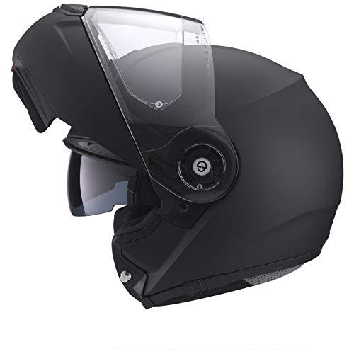 Schuberth C3 Pro Helmet - Solid Matte Black (S)