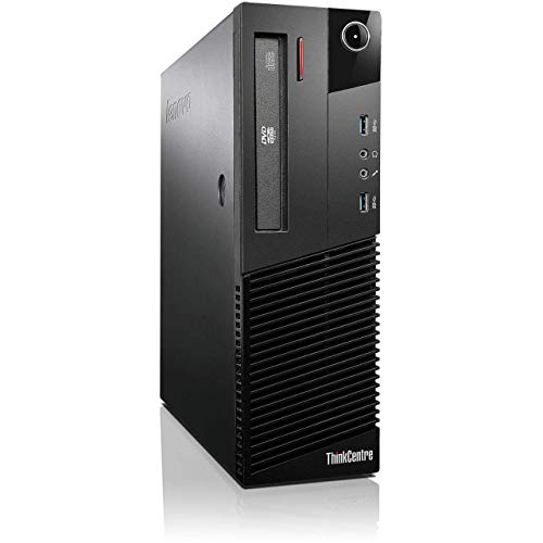 Lenovo ThinkCentre M92p SFF Quad Core i5-3470 8GB 240GB-SSD DVD WiFi...
