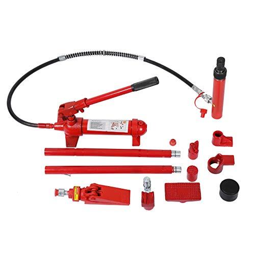 Kit di riparazione: Martinetto idraulico per carrozzeria auto da 4 tonnelate