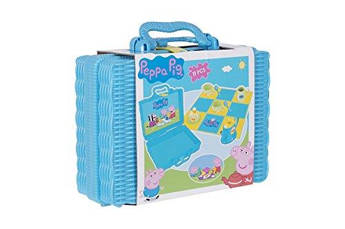 Peppa Pig 1684248. Inf Picknick Tee-Set