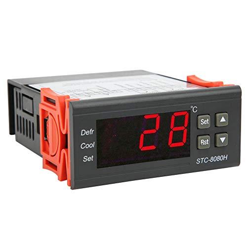 futurepost.co.nz STC-8080H Temperature Controller Black ...