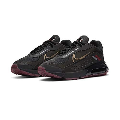 Nike Air Max 2090 Neymar Jr, Zapatillas para hombre, CU9371-001 Negro Size: 42.5 EU