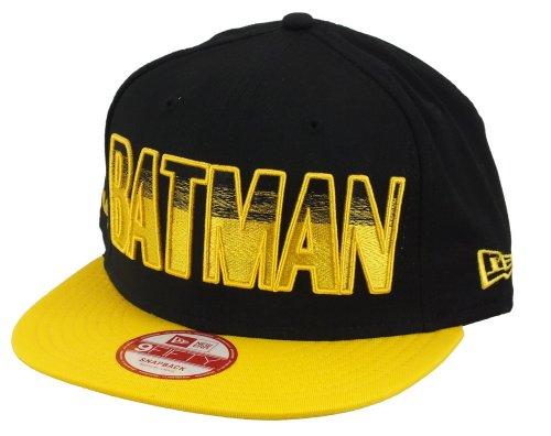 New era DC Comics Snapback Batman Hero Fade Black/Yellow - M - L