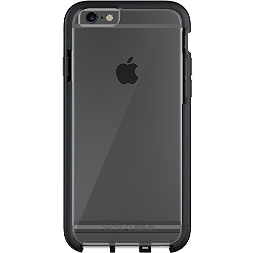 Tech21 Evo Elite for iPhone 6/6S - Brushed Black