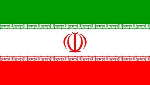 Calidad superior 152,4 cm X 91,44 cm 152,4 cm x3 ' bandera iraní irán