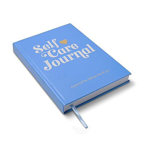 Free Period Press Self Care Inspirational Journal, Large Hardcover, 256 Pages, 7x9