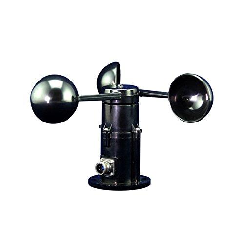 UEETEK Sensor velocidad viento 0-5 V Voltaje anemómetro