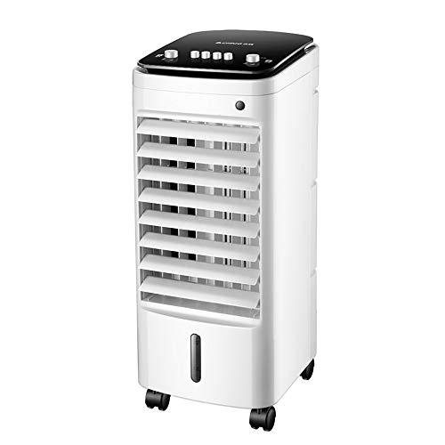 XLKP888 Ventilatore Portatile Piccolo condizionatore, Ventilatore di condizionamento d\'Aria Mobile Condizionatore d\'Aria raffreddato ad Acqua con deumidificatore Raffreddatori evaporativi