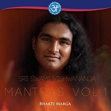 Sri Swami Vishwananda Mantras, Vol. 1