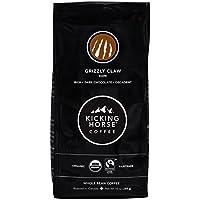 Kicking Horse Dark Roast Whole Bean Coffee, 10-Oz