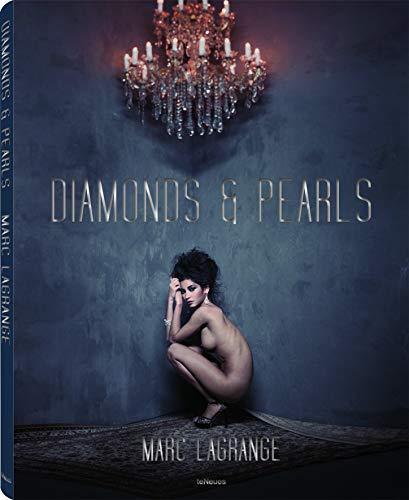 Marc Lagrange - Diamonds & Pearls: Klassischer Bildband mit sinnlichen Aktfotografien des Meisters der erotischer Fotografie - 28 x 35,5 cm, 208 Seiten (EROTIC ART PHOTOGRAPHY)