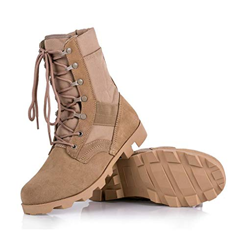 Bergort Military Tactical Boots Men Army Combat Desert Jungle Hiking Shoes