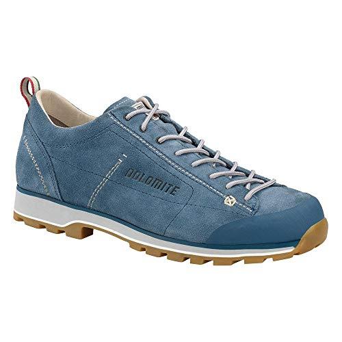 Dolomite Dolomite Unisex-Erwachsene Zapato Cinquantaquattro Low Trekking- & Wanderhalbschuhe, Ozean/Grau, 40 EU