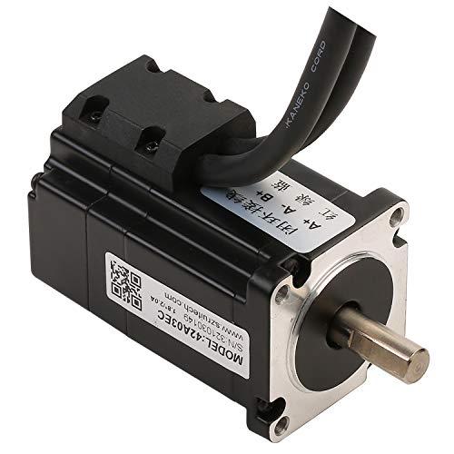 Rtelligent Stepper Motor CNC Nema 17 Schrittmotor Bipolar Closed Loop 30Ncm 2 A mit Encoder-Feedback für 3D-Drucker