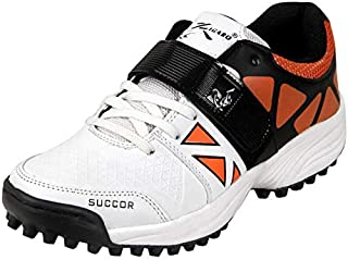 ZIGARO succor White Orange Rubber