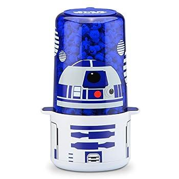 Star Wars LSW-60CN R2-D2 Mini Stir Popcorn Popper