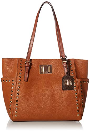 Steve Madden Lizzi Medium Tote Bag, Cognac