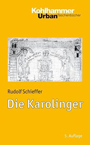 Die Karolinger (Urban-taschenbucher, Band 411)