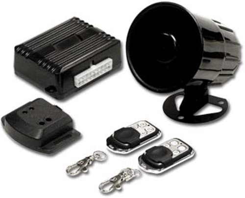 popular NITRO discount BMW-1W 1-Way Car Alarm with Two 4-Button Remotes online sale BMW-IW [Electronics] online sale