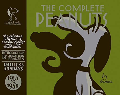 The Complete Peanuts 1957-1958 : Vol. 4