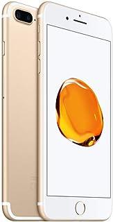 Apple iPhone 7 Plus Gold 256GB SIM-Free Smartphone (Renewed)