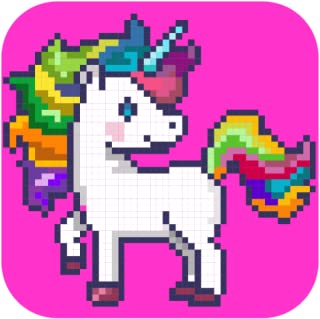 Pix.Color - Color Pixel Art Coloring Book, Draw Number