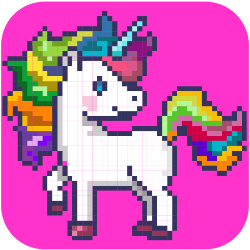 Pix.Color - Pixel Artbook Color by Number Games