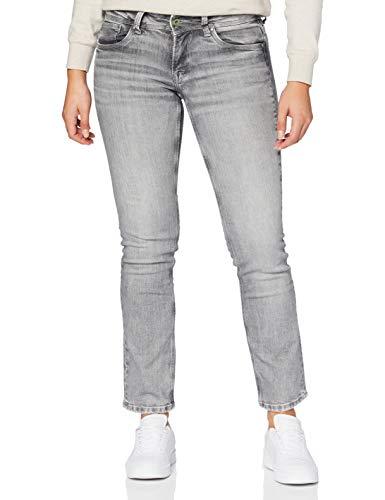 Pepe Jeans Damen Jeans Saturn, B9Bdenim, 33W/32L