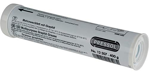 Pressol Mehrzweckfett Kartusche mit Graphit 400g