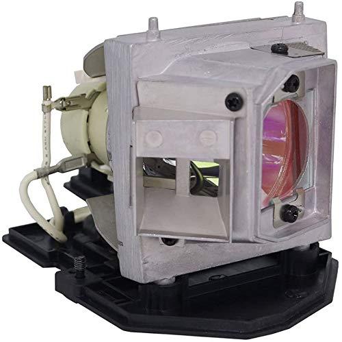 satukeji Bombilla para lámpara de proyector 331-9461 725-10366 para DELL S320 S320Wi con Carcasa