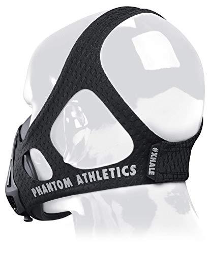 Phantom Athletics Trainingsmaske Schwarz - 2